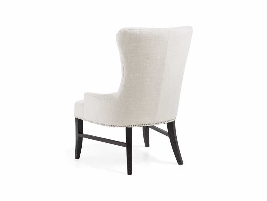"""Claybourne Upholstered 28"""" Dining Arm Chair, slide 5 of 9"""