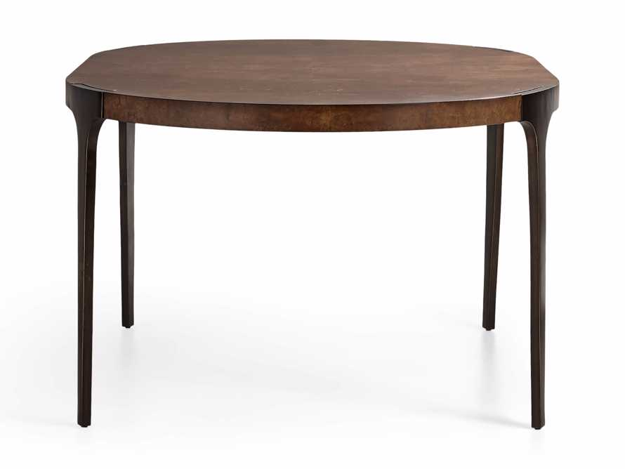 "Cordelia 88"" Oval Dining Table, slide 10 of 10"