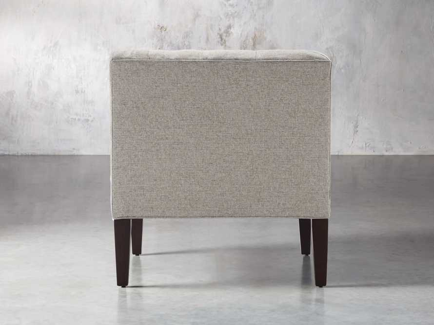 "Eaton Upholstered 32"" Tufted Corner, slide 4 of 5"