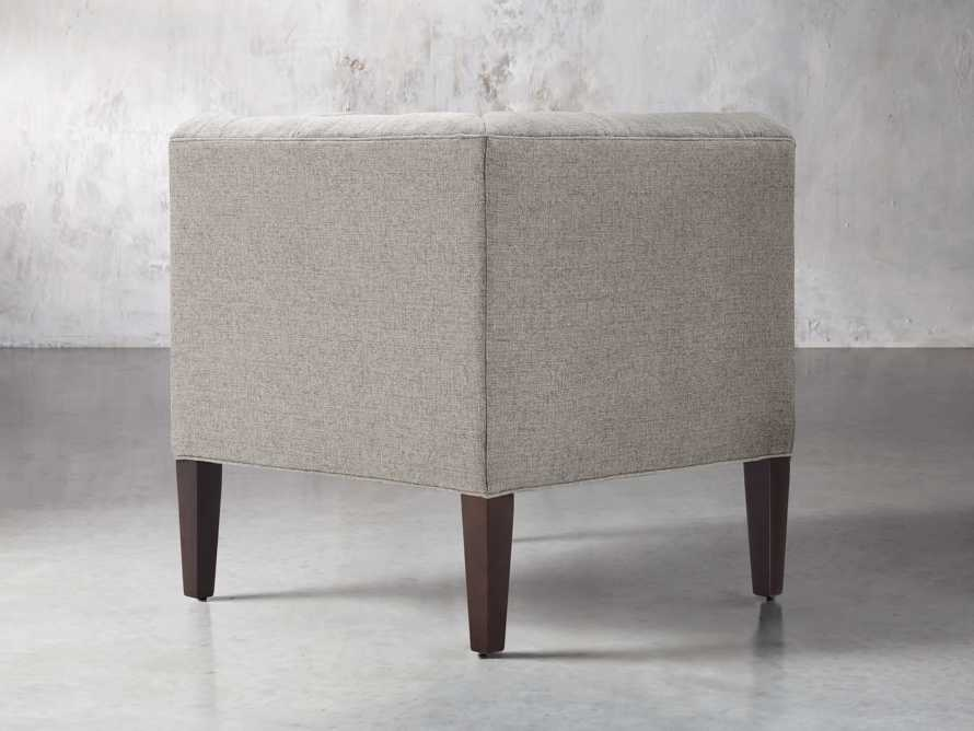 "Eaton Upholstered 32"" Tufted Corner, slide 5 of 5"