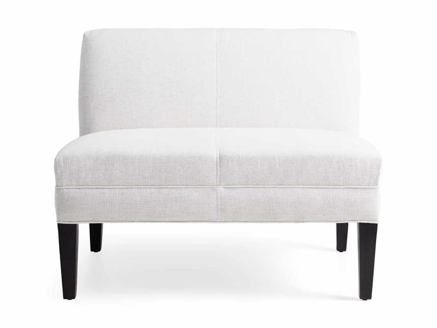 "Eaton (No Toss Pillow) Upholstered Non-Tufted 42"" Bench, slide 6 of 7"