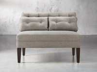 """Eaton Upholstered 41"""" Tufted Bench"""