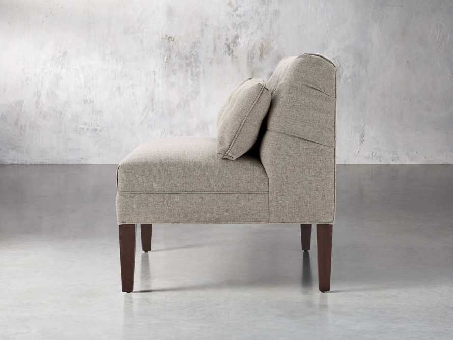 "Eaton Upholstered 41"" Tufted Bench, slide 5 of 7"