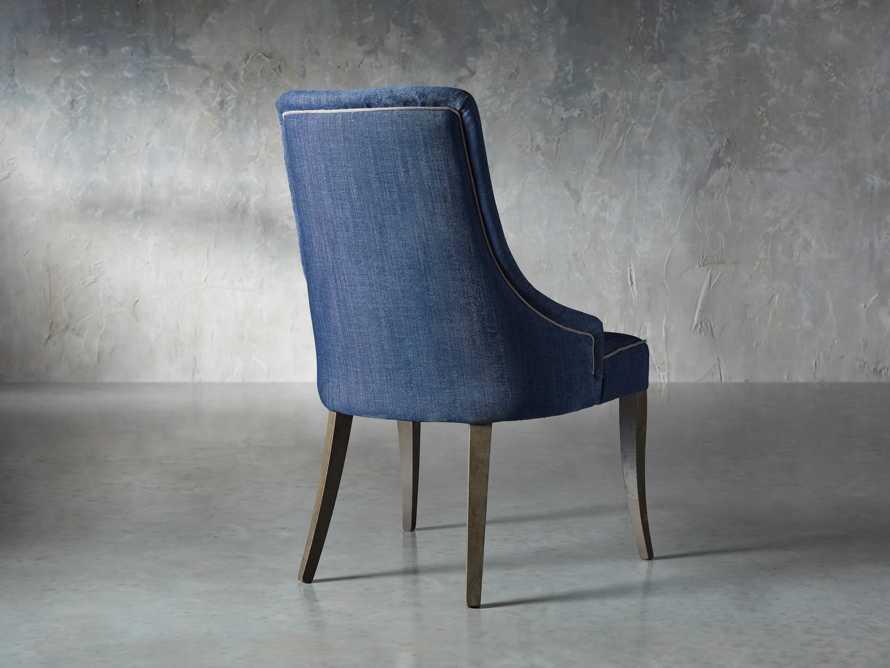 Elisa Dining Chair in Indaco Blue, slide 4 of 7