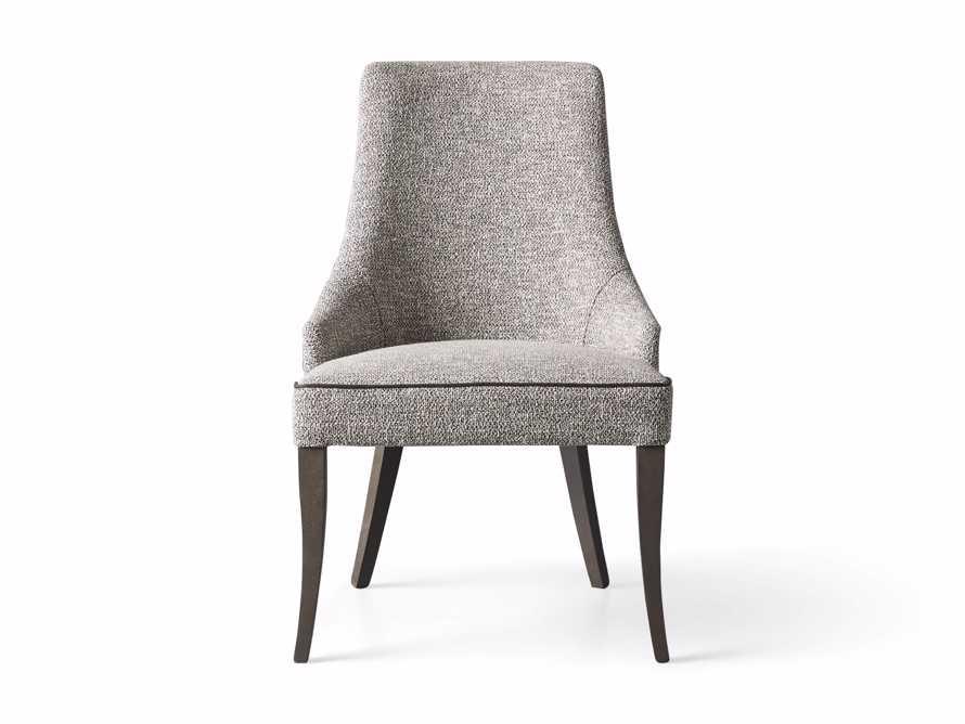 """Elisa 23"""" Dining Chair in Funky Grey, slide 7 of 8"""