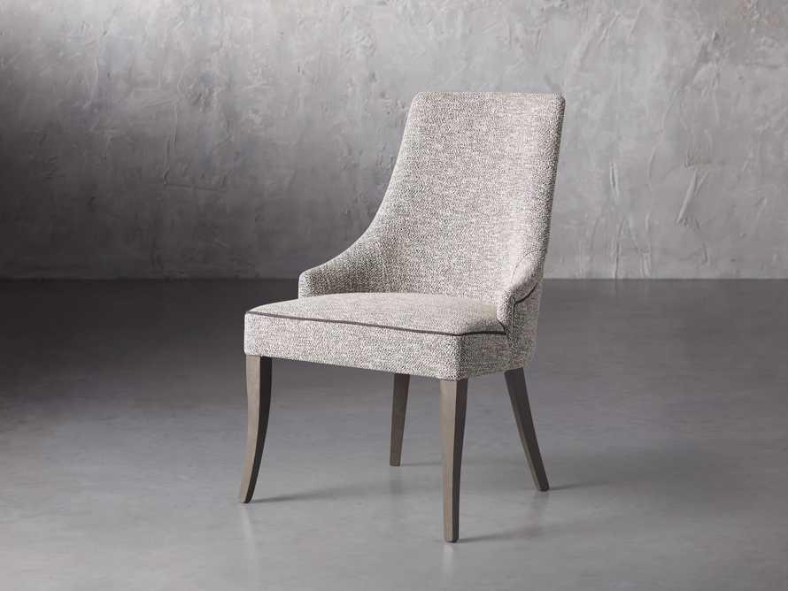 """Elisa 23"""" Dining Chair in Funky Grey, slide 3 of 8"""