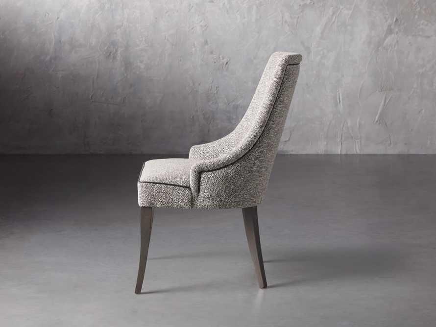 """Elisa 23"""" Dining Chair in Funky Grey, slide 4 of 8"""
