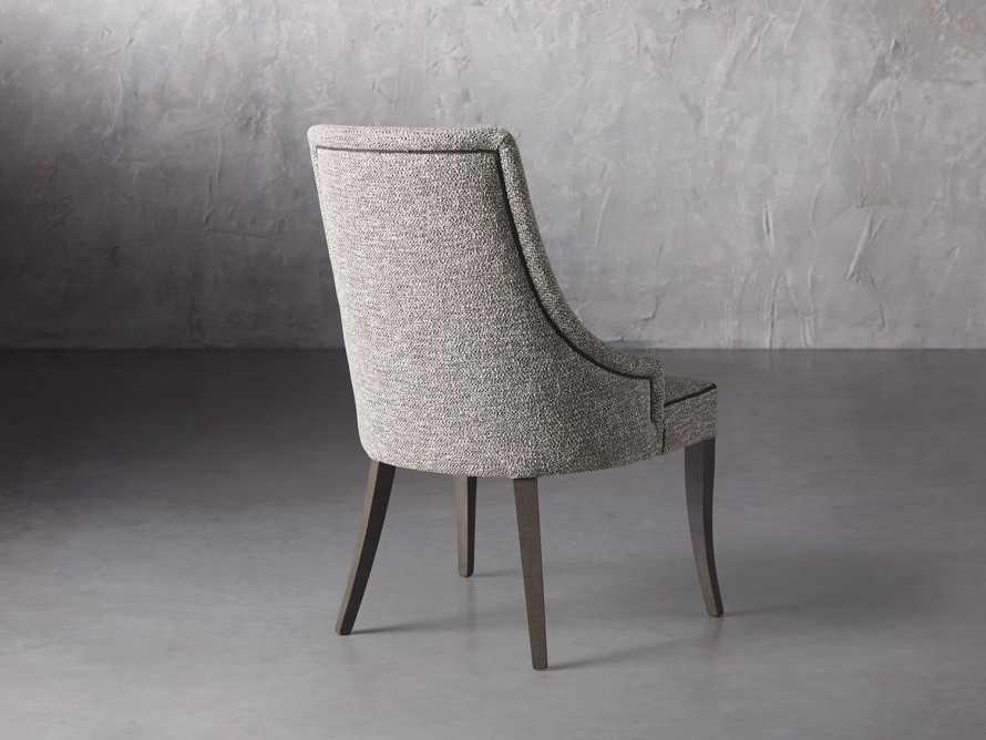 """Elisa 23"""" Dining Chair in Funky Grey, slide 5 of 8"""