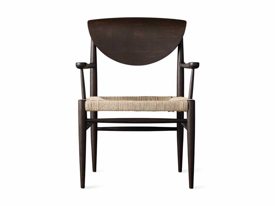 """Evie 21"""" Dining Arm Chair, slide 8 of 9"""