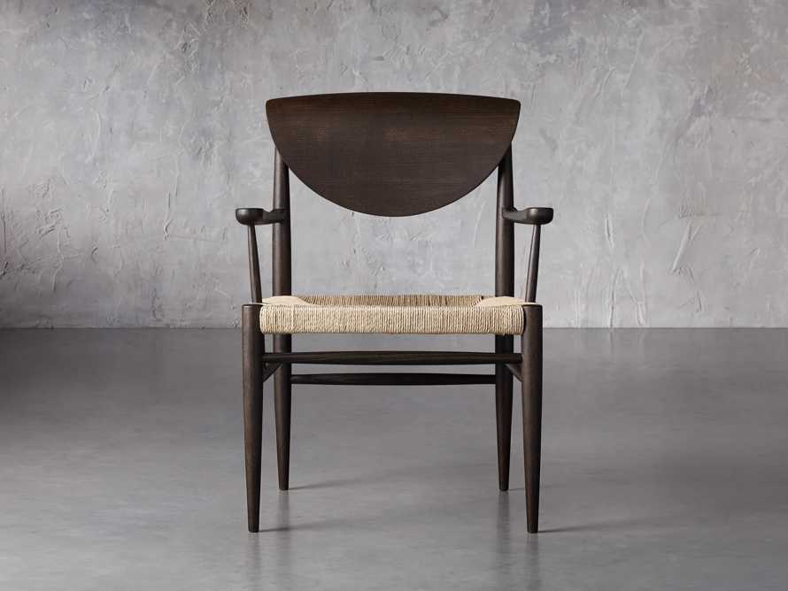 """Evie 21"""" Dining Arm Chair, slide 2 of 9"""