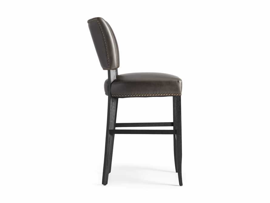 "Fallyn 21"" Faux Leather Barstool, slide 7 of 7"