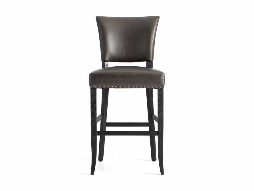 "Fallyn 21"" Faux Leather Barstool, slide 6 of 7"