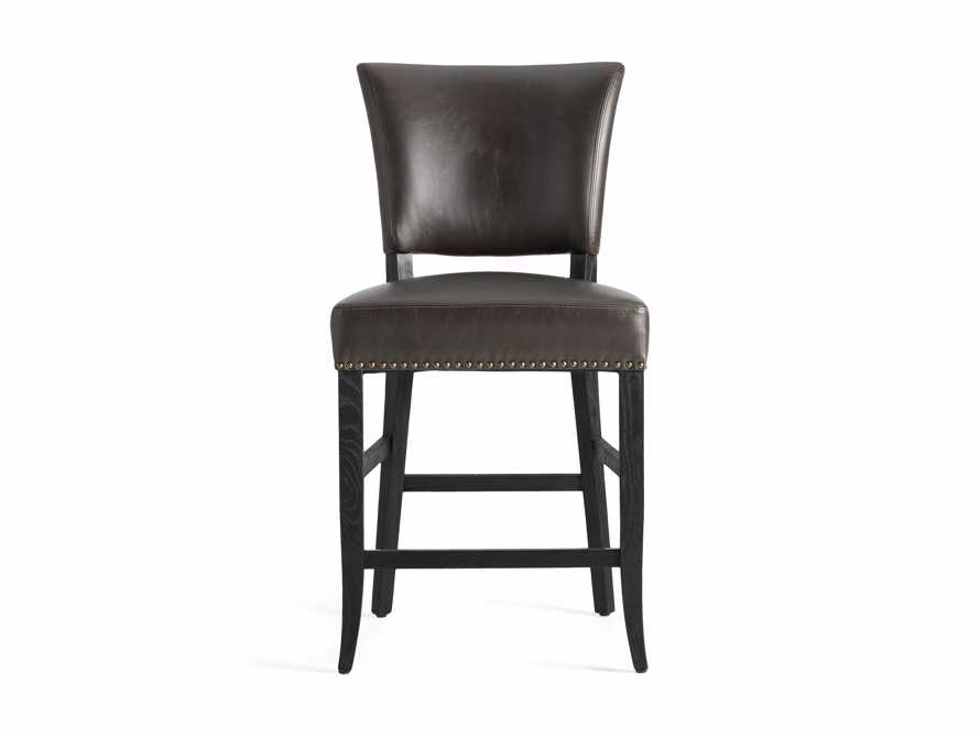 "Fallyn 21"" Faux Leather Counter Stool, slide 6 of 7"