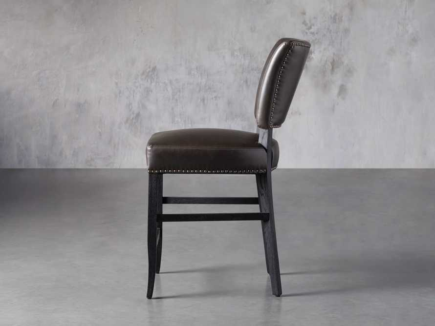 "Fallyn 21"" Faux Leather Counter Stool, slide 3 of 7"