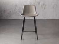 Gage Counter Stool in Flint
