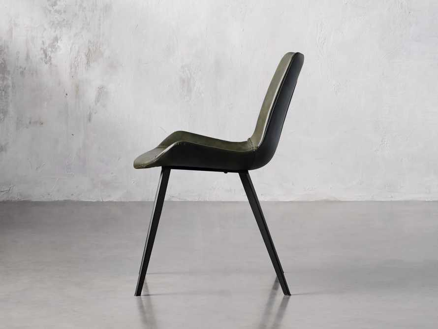 """Gage 20"""" Dining Side Chair in Pine, slide 3 of 7"""