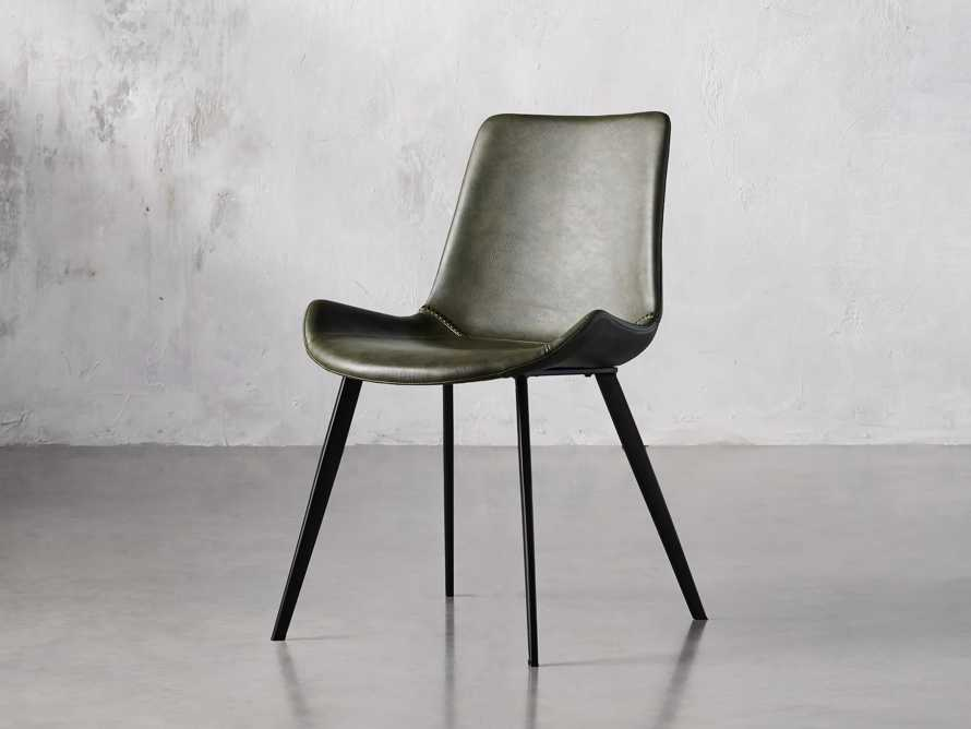 """Gage 20"""" Dining Side Chair in Pine, slide 2 of 7"""