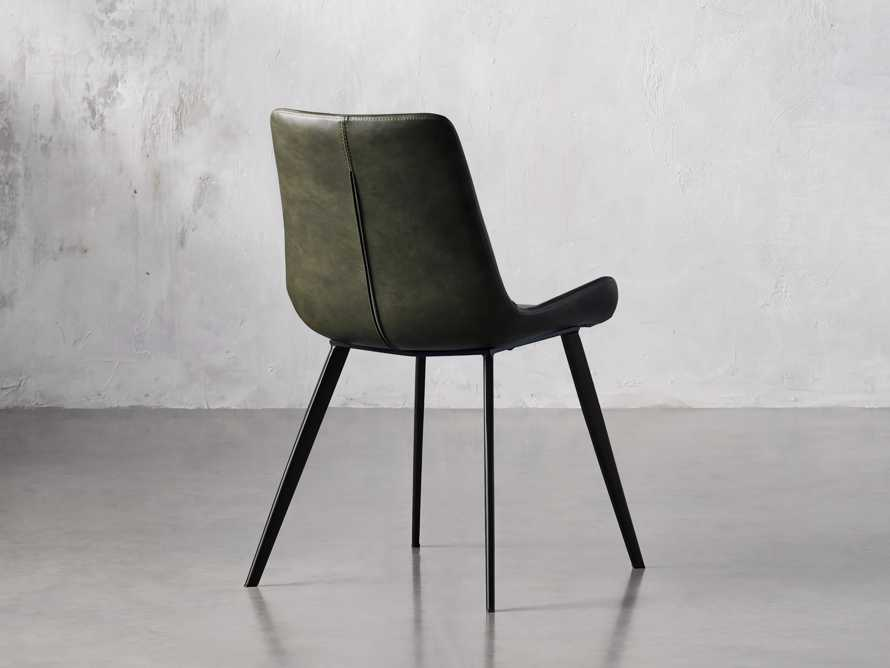 """Gage 20"""" Dining Side Chair in Pine, slide 4 of 7"""