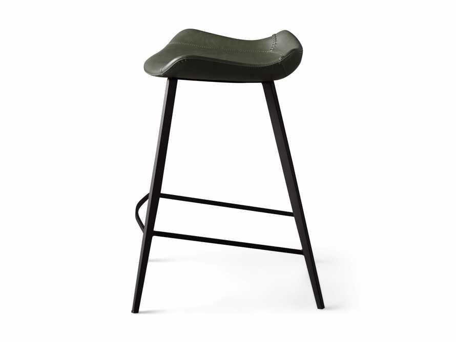 Gage Backless Counter Stool in Pine, slide 7 of 7