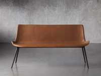 """Gage 60"""" Bench in Tanner"""