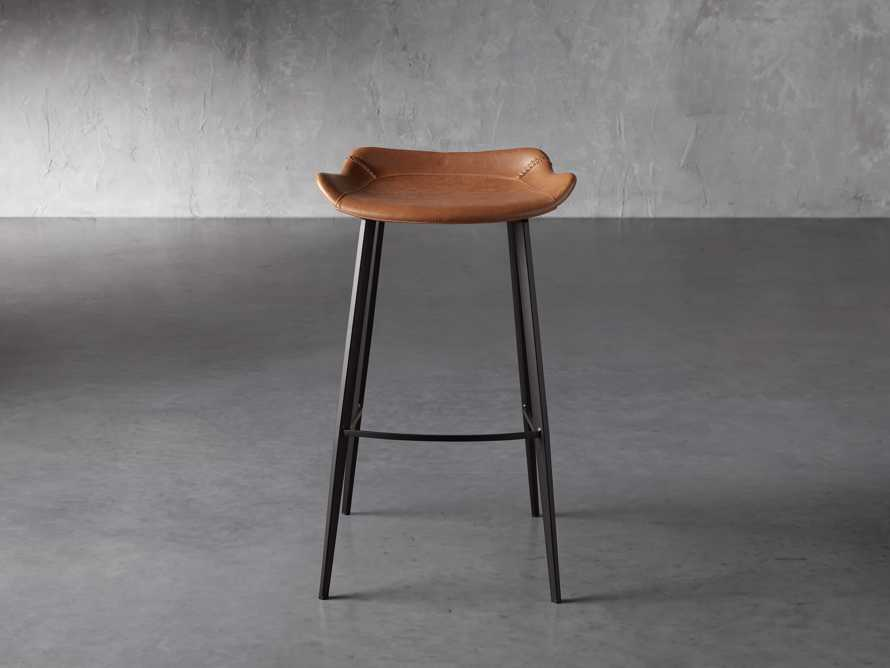 "Gage 20"" Backless Bar Stool in Tanner, slide 1 of 7"