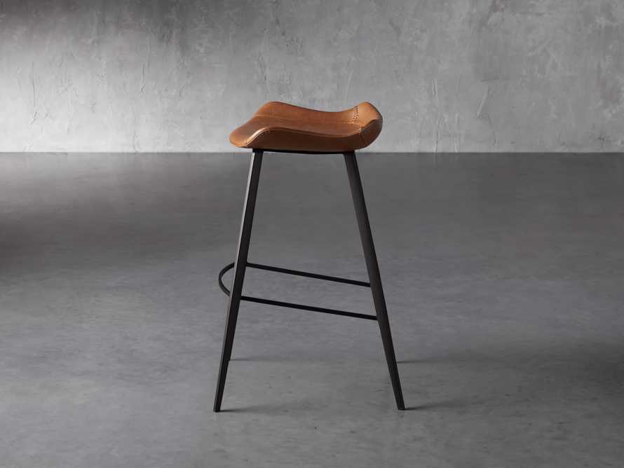 "Gage 20"" Backless Bar Stool in Tanner, slide 3 of 7"