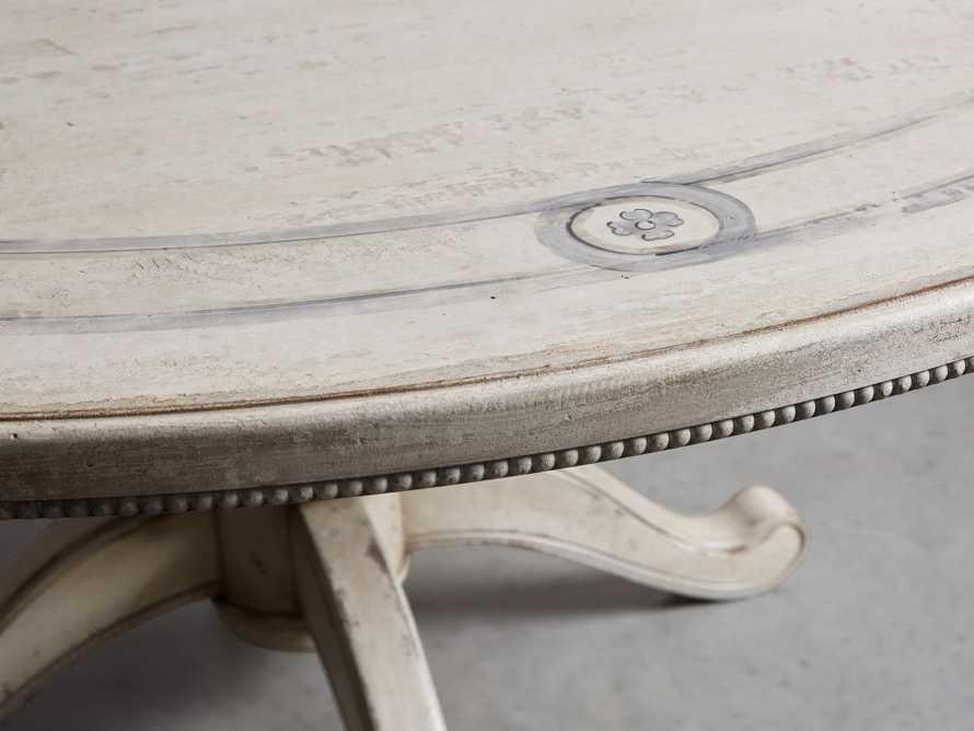 "Girardi 48"" Bell'Arte Round Dining Table, slide 3 of 7"