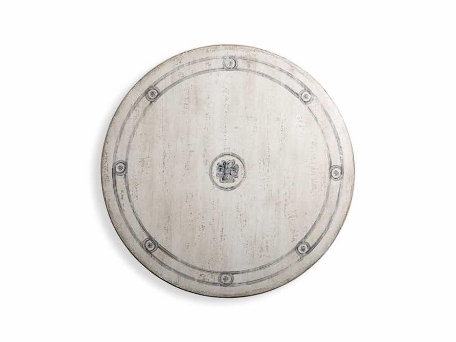 "Girardi 48"" Bell'Arte Round Dining Table, slide 5 of 7"
