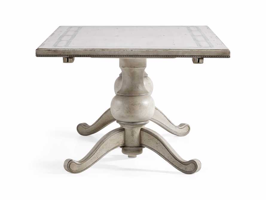 "Girardi 78"" Bell'Arte Rectangle Extension Dining Table, slide 11 of 12"
