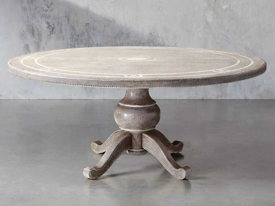 "Giulietta 48"" Round Bell'Arte Dining Table, slide 1 of 7"