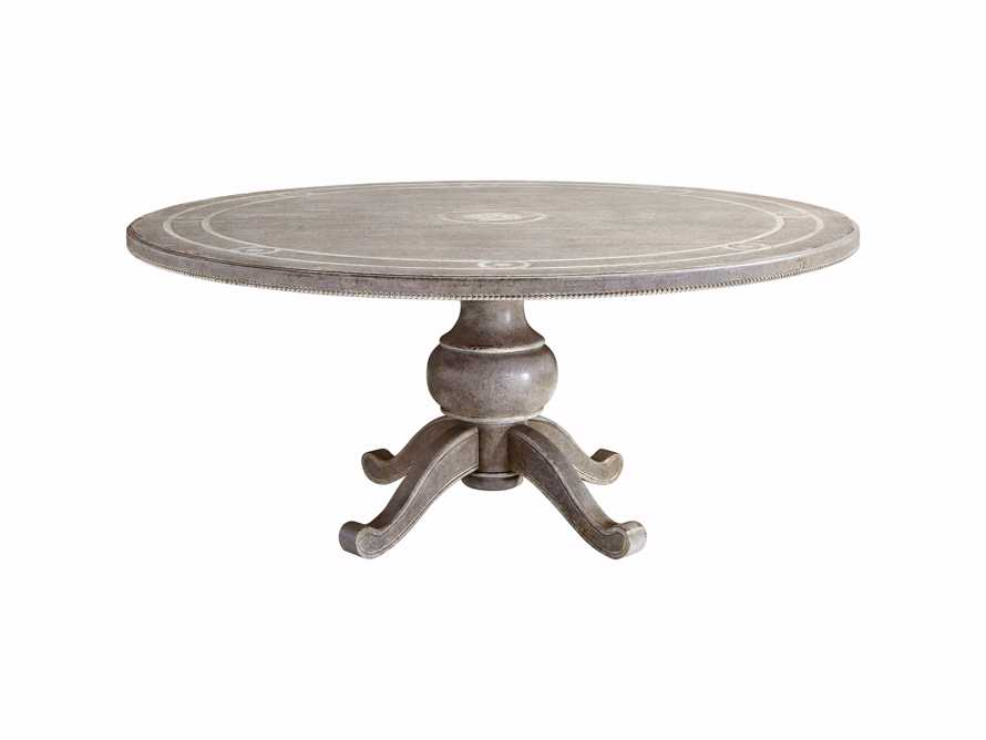 "Giulietta 48"" Round Bell'Arte Dining Table, slide 2 of 7"