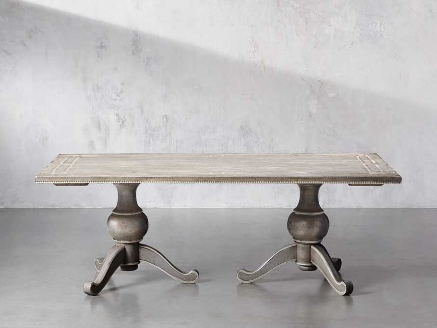 "Giulietta 86"" Rectangle Bell'Arte Dining Table, slide 4 of 9"