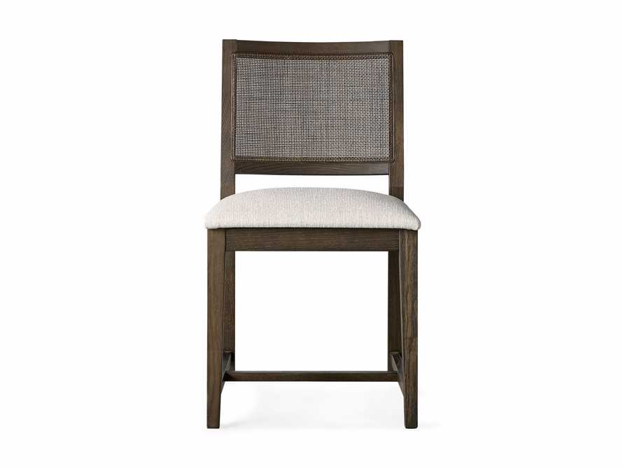 """Grace Cane 19"""" Dining Side Chair In Cinder Farmhouse, slide 7 of 8"""