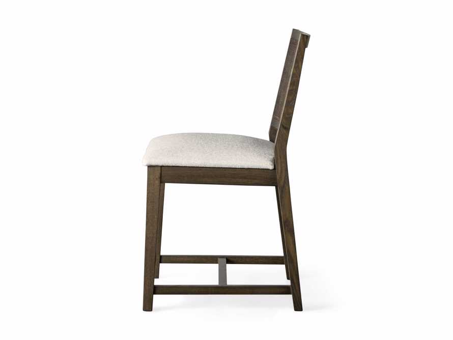 """Grace Cane 19"""" Dining Side Chair In Cinder Farmhouse, slide 8 of 8"""