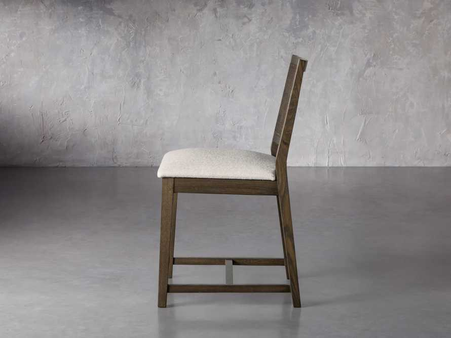 """Grace Cane 19"""" Dining Side Chair In Cinder Farmhouse, slide 4 of 8"""
