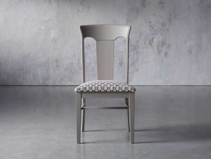 "Holmes 20"" Dining Side Chair in Ombra Grey, slide 2 of 9"