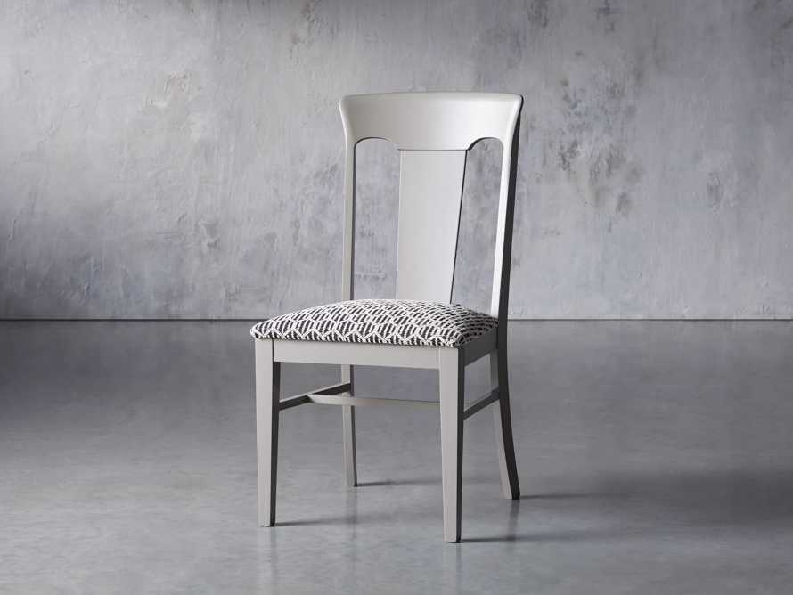 "Holmes 20"" Dining Side Chair in Ombra Grey, slide 3 of 9"