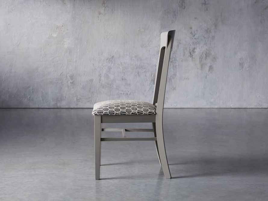 "Holmes 20"" Dining Side Chair in Ombra Grey, slide 4 of 9"