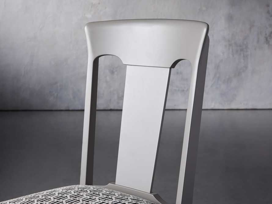 "Holmes 20"" Dining Side Chair in Ombra Grey, slide 6 of 9"