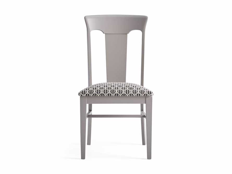 "Holmes 20"" Dining Side Chair in Ombra Grey, slide 8 of 9"