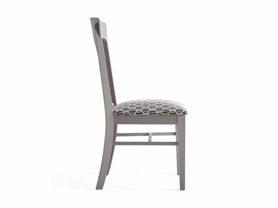 "Holmes 20"" Dining Side Chair in Ombra Grey, slide 9 of 9"