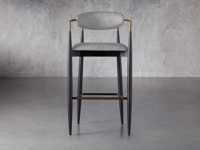 Jagger Barstool in Cary Grey