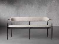 JAGGER CARY LINEN BENCH