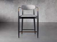 Jagger Counter Stool in Cary Grey