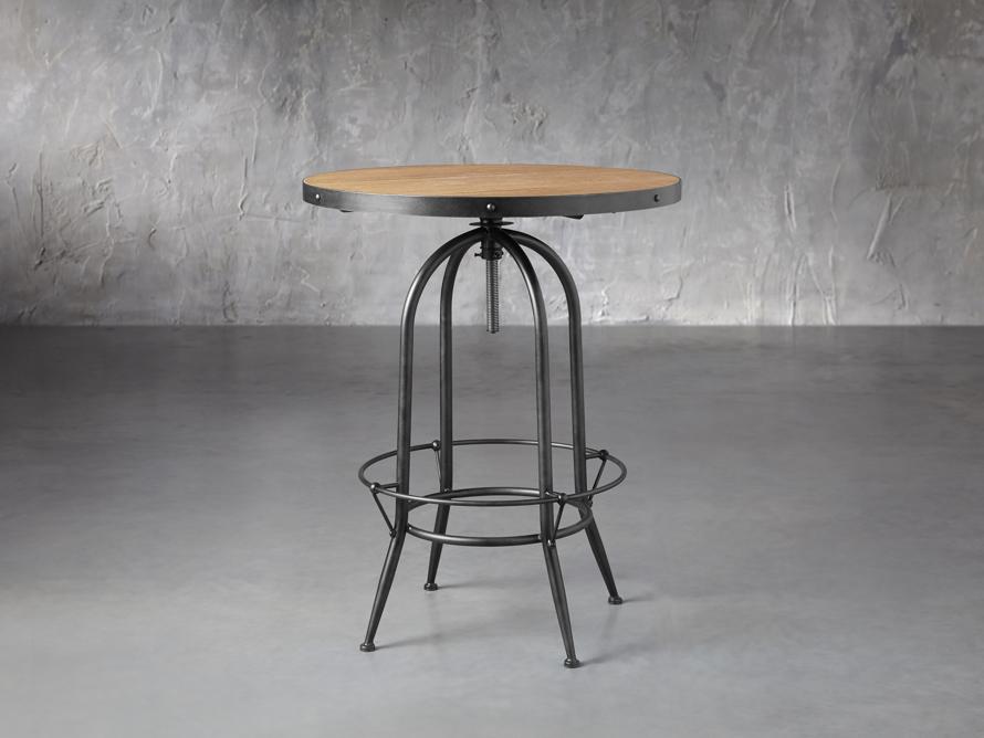 """Kensington 32"""" Bar Table in Honey, slide 1 of 5"""