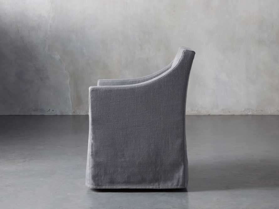 "Kit 25"" Dining Chair in Slate"