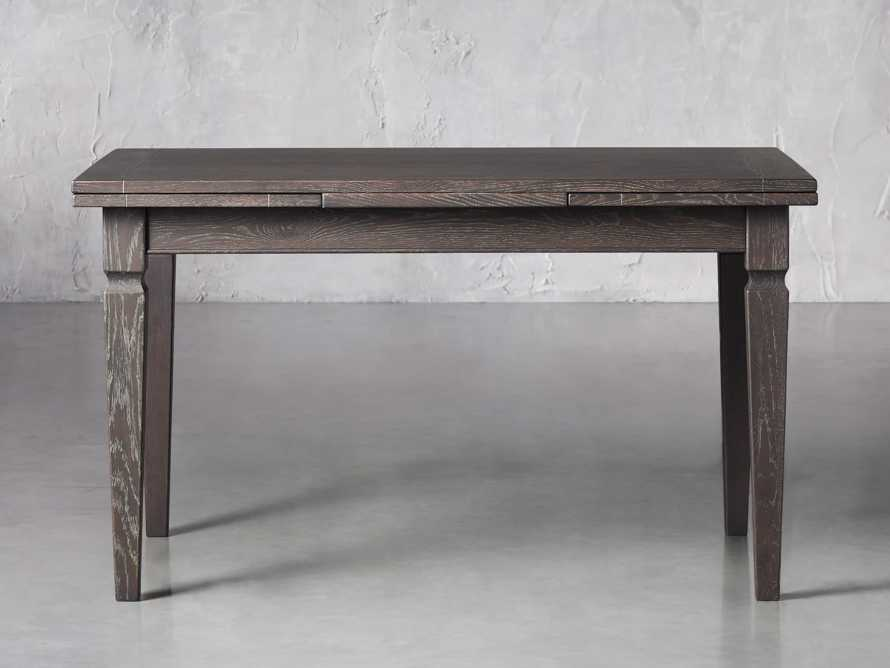 """Luciano 54"""" Dining Table in Cinder, slide 1 of 9"""