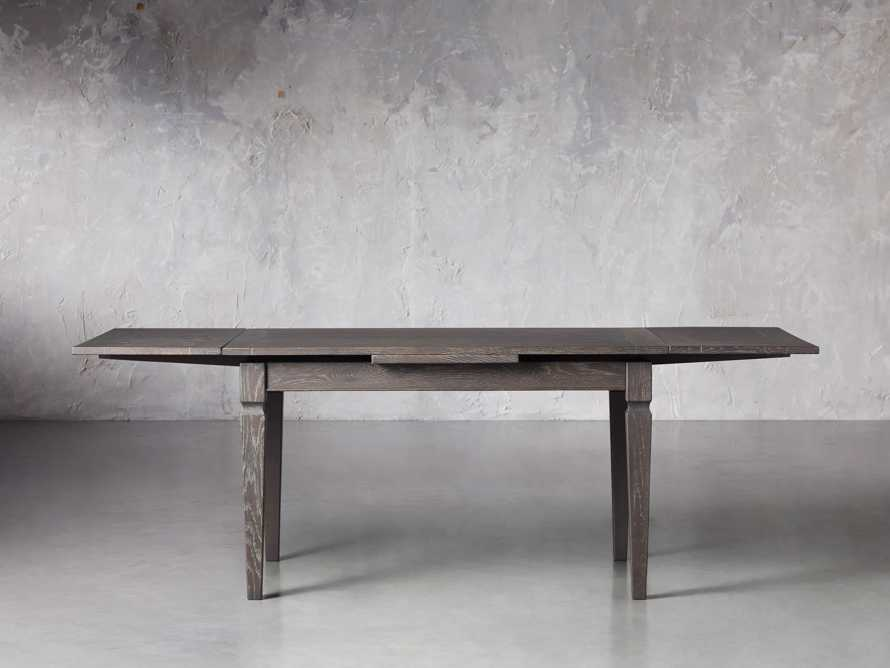 """Luciano 54"""" Dining Table in Cinder, slide 4 of 9"""