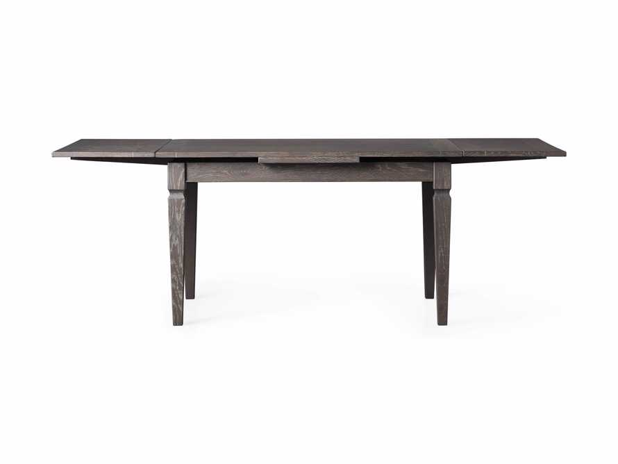 """Luciano 54"""" Dining Table in Cinder, slide 7 of 9"""