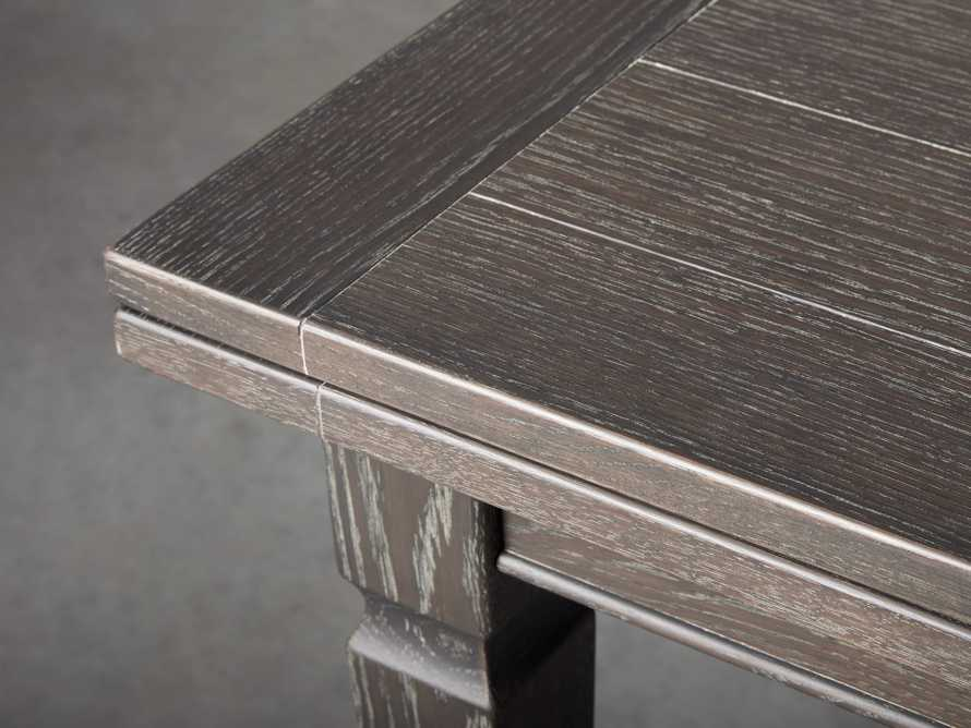 """Luciano 54"""" Dining Table in Cinder, slide 5 of 9"""